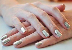 Гель лак на ногтях, почему портиться?