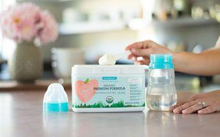 Кисломолочные смеси при аллергии