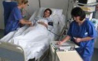 Действия медсестры при анафилактическом шоке