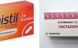 Самые эффективные таблетки от аллергии