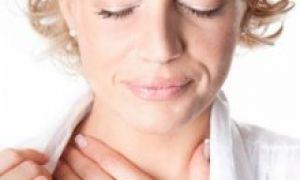 Боль в горле при аллергии лечение