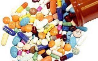 Таблетки от бронхиальной астмы список