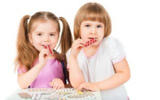 Аллергия на ладошках у ребенка