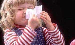 Лечение аллергического насморка у взрослых
