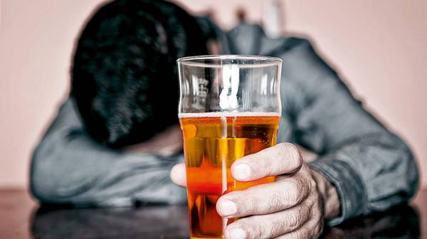 аллергия после употребления алкоголя