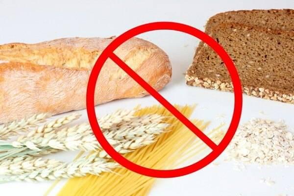 Что нельзя есть при аллергии на глютен