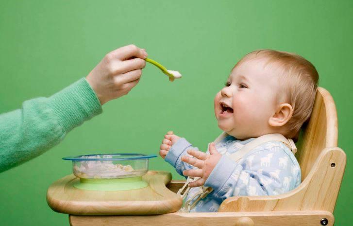 аллергия на каши у ребенка