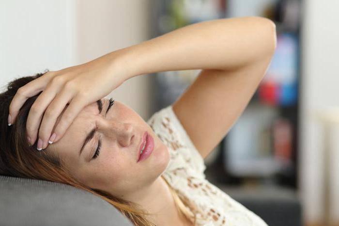 аллергия на стресс симптомы