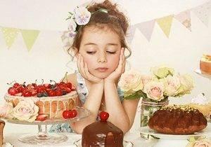 аллергия на сладкое симптомы
