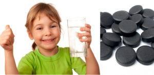 Активированный уголь при аллергии у детей