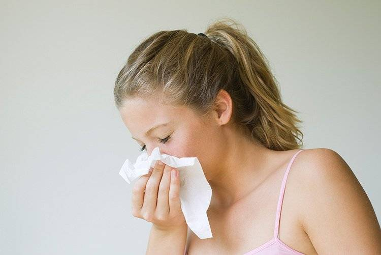 Аллергия на препарат железа