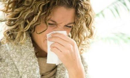 фото холодовой аллергии