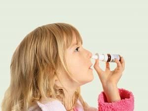Капли в нос против аллергии у ребенка