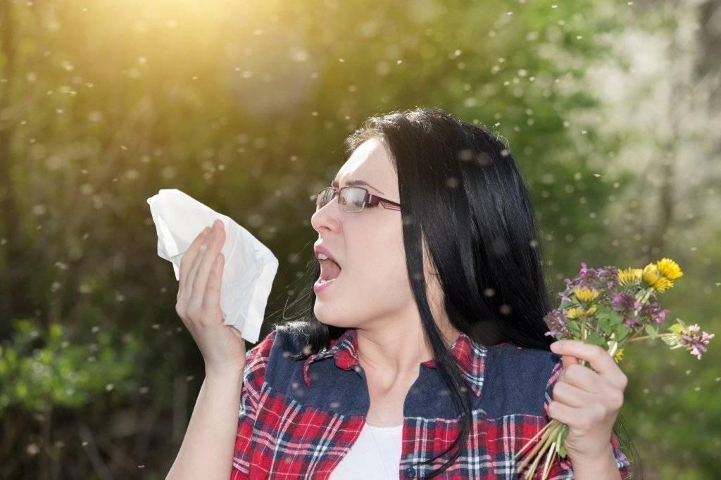 Симптомы поллиноза и перекрестная аллергия