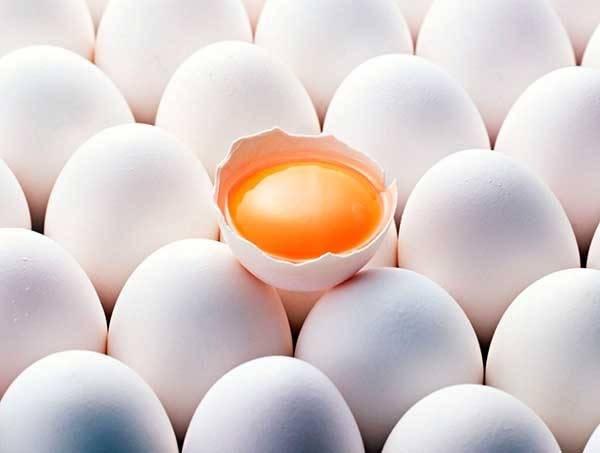 Скорлупа яиц аллергии