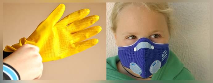 Предохранение от аллергии
