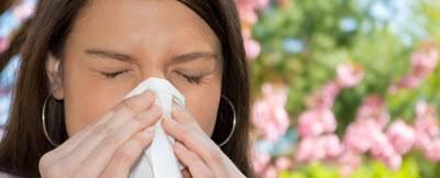 Аллергия на цветение