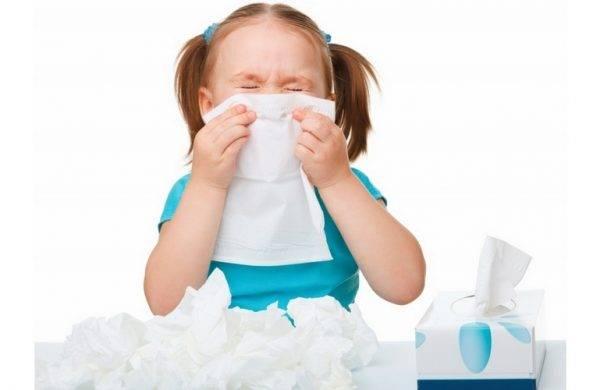 Лечение аллергии у детей народными средствами — Аллергия