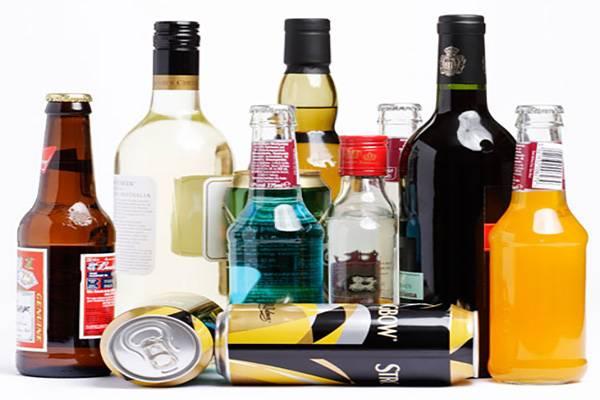 алкоголь низкого качества