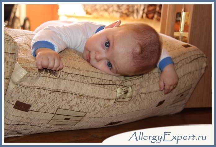 Лавровый лист от аллергии у детей