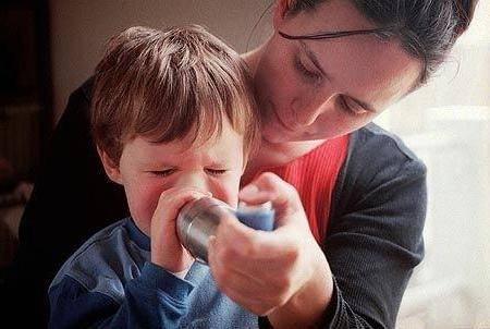 какие ингаляторы при бронхиальной астме
