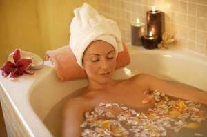Можно ли принимать ванну при крапивнице