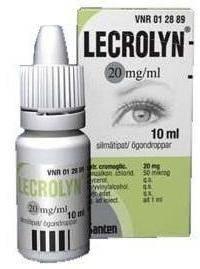 глазные капли от аллергии для детей список