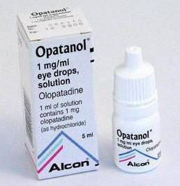 глазные капли против аллергии для детей
