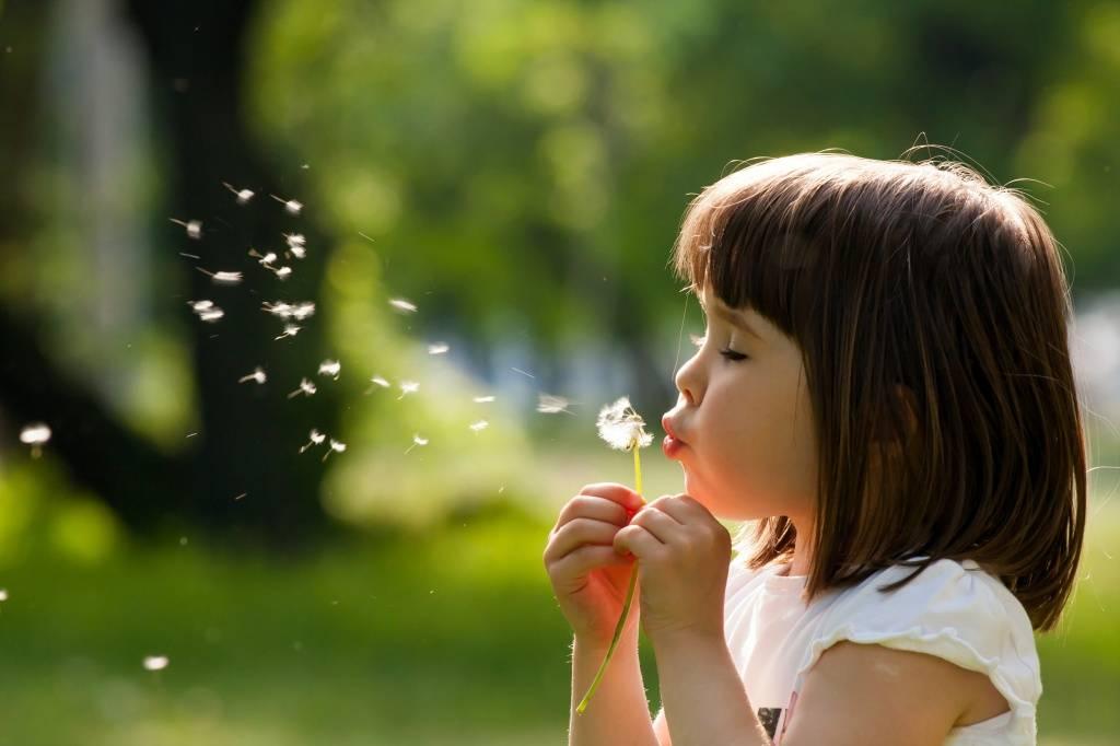 аллергия на лице у детей