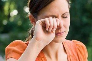 Симптоматика глазных заболеваний