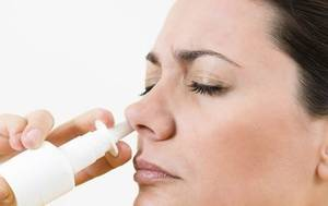 Принцип действия противоаллергических спреев для носа