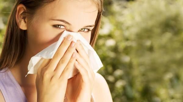 Аллергический ринит при беременности