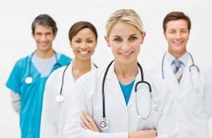 доктора-терапевты