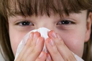 Аллергия на плесень у детей