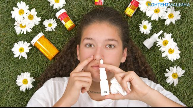 Как избавится от аллергии на лице