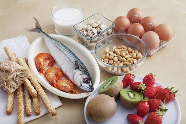 Какие продукты вызывают аллергию