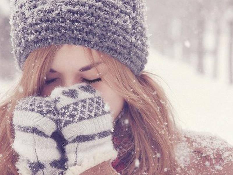 Часто раздражение возникает из-за перепада температур