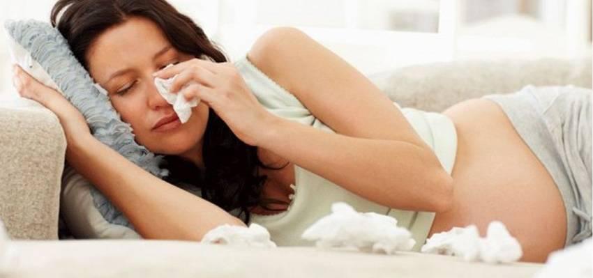 Глазные капли для беременных - какие можно капать от аллергии