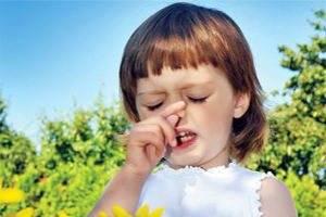 Причины астмы у детей