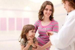 Профилактика астмы у детей