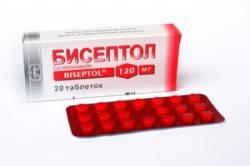 Бисептол как заменитель пенициллина