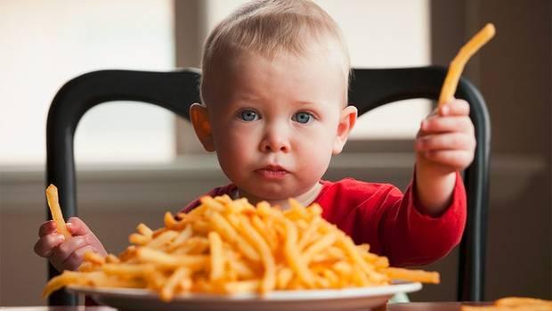 Детская аллергия на картофель