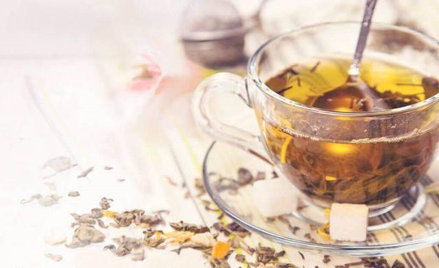Чай из череды