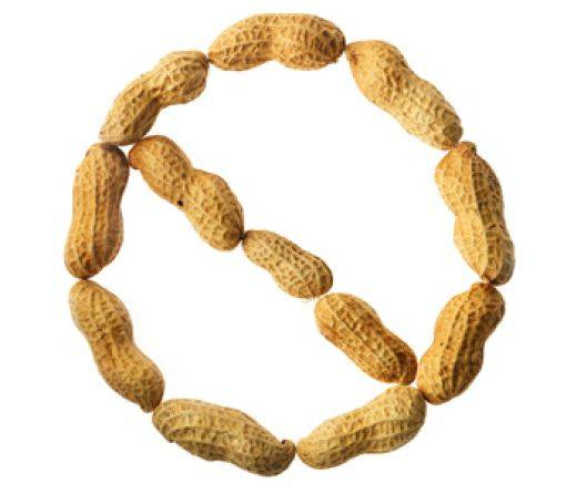 Аллергия на орех