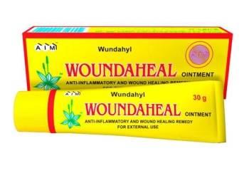Мазь от аллергии на коже у детей Вундехил