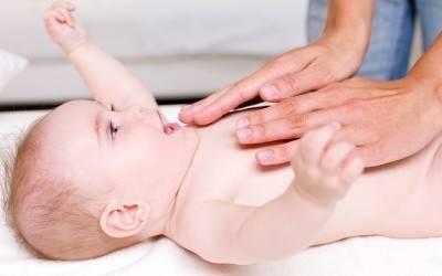 Лечение атопического дерматита у грудных детей