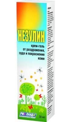 Мазь-крем Незулин