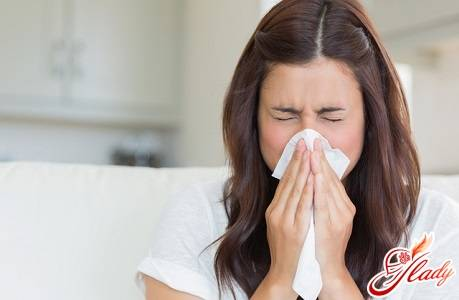 высокая температура при аллергии