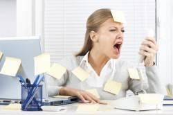 Стресс - причина крапивницы