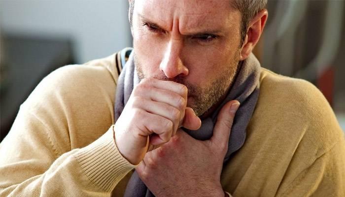Аллергический кашель у взрослого мужчины